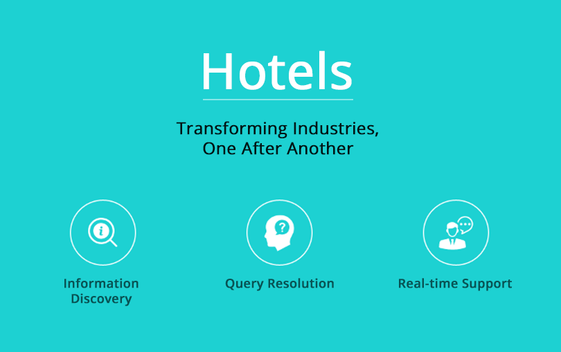 5 Ways Hotels are Already Leveraging Chatbots