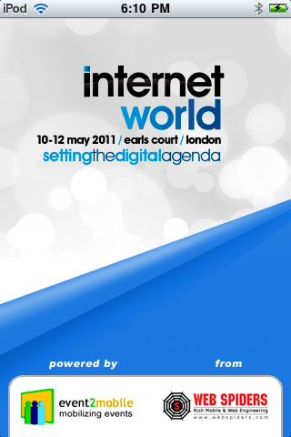 iPhone app and Mobile Website For Internet World