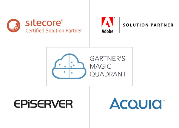 WS CMS Partners are All Leaders in Gartner's Magic Quadrant 2015