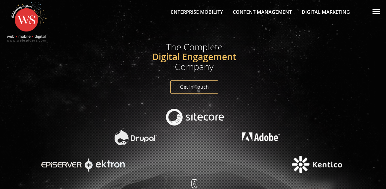 WS Group Corporate Website – A New Chapter
