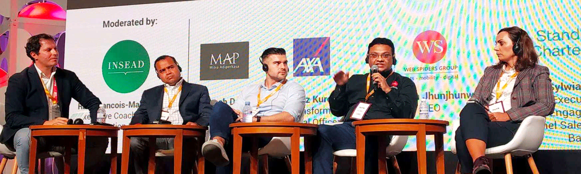 FUTR Singapore 2019 and Web Spiders Come Together To Transform The Event Attendee Experience