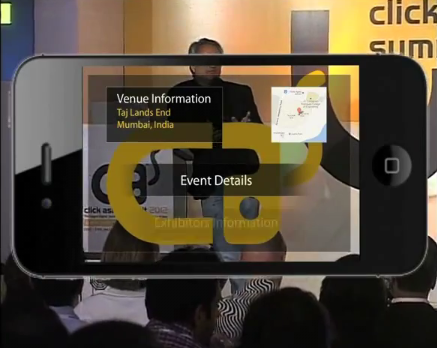 Augmented Reality Module Of Event2Mobile Makes It A Breeze For Attendees To View Speaker Bios