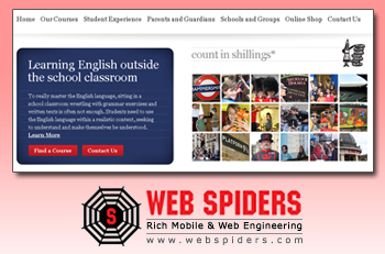 Web Spiders Completes Major E-Commerce Project for UK Client